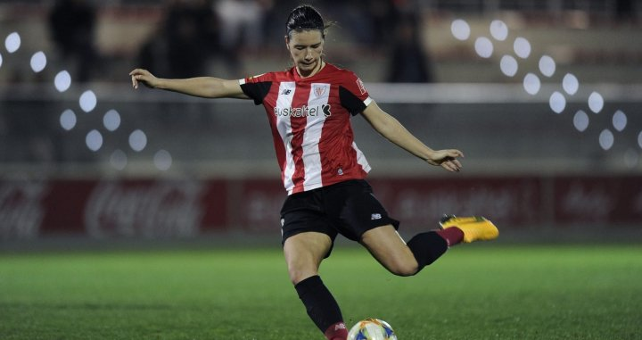 Damaris Egurrola, jugadora del Athletic Club femenino / ATHLETIC CLUB